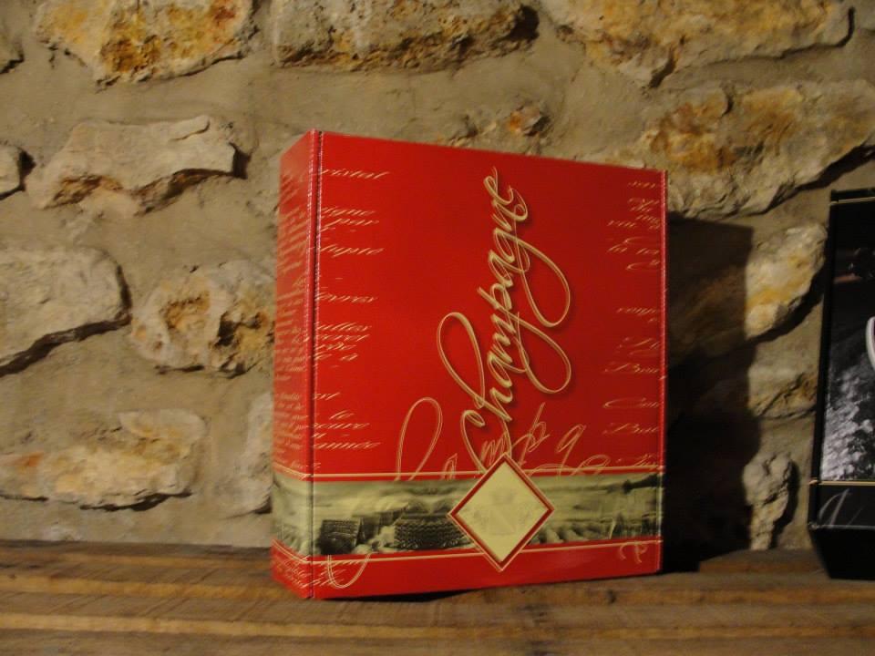 Vermeil 3 bottles gift box