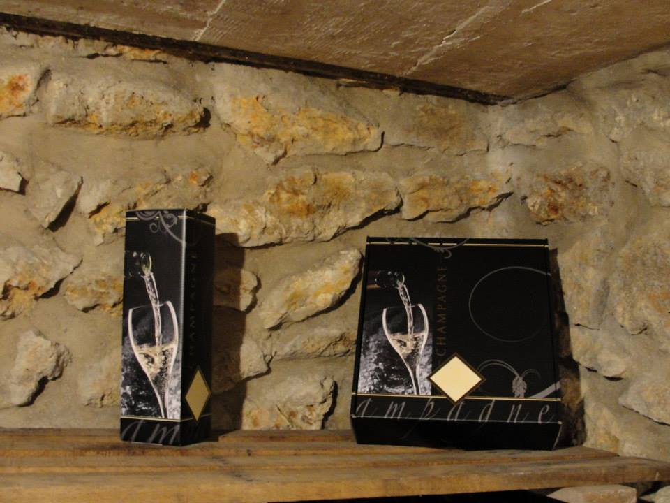 Anthracite gift boxes